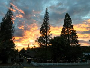 idyllwild-sunset