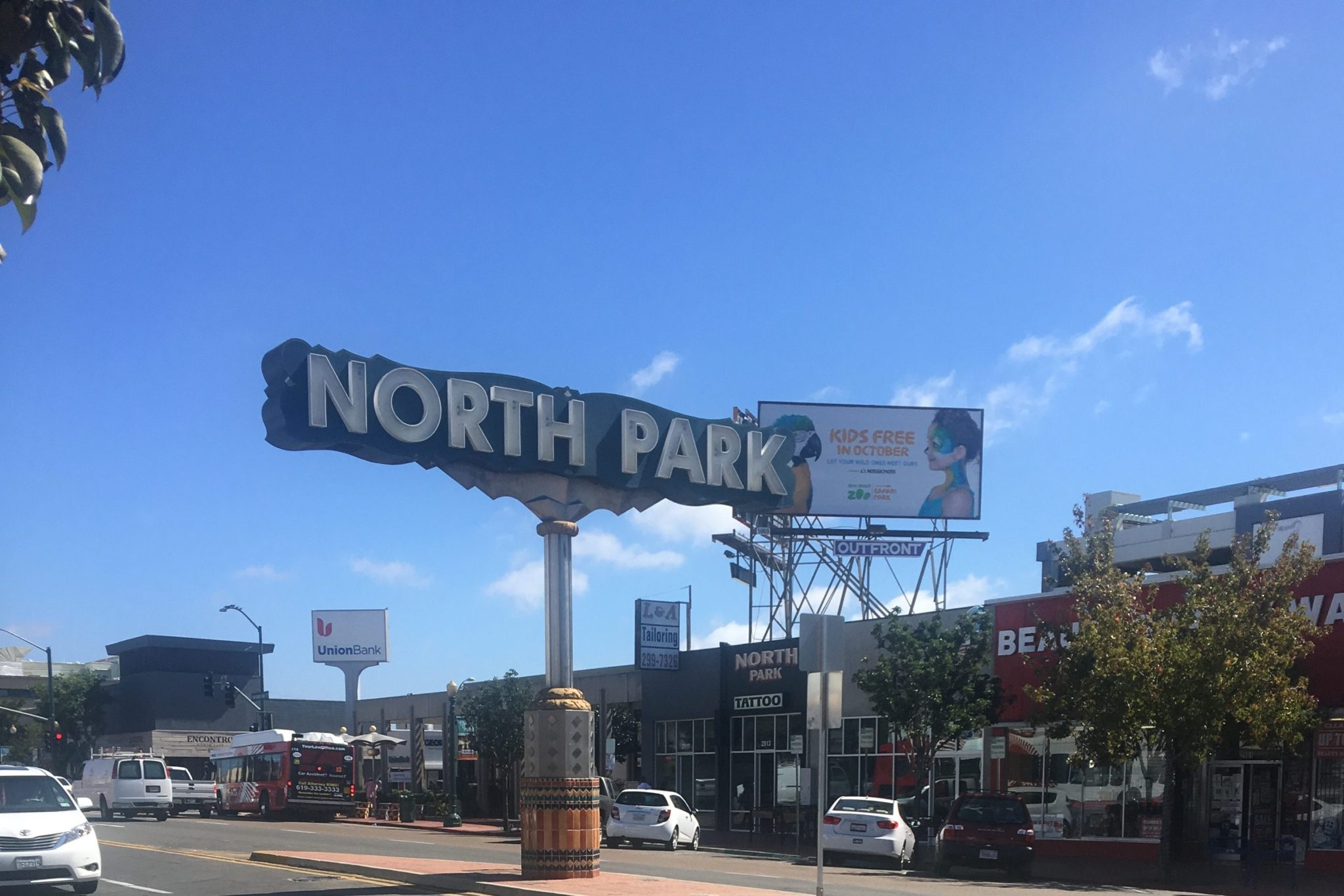 A North Park Day