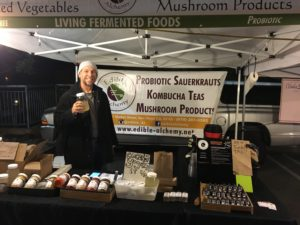 Edible Alchemy - Probiotic Sauerkraut & Kombucha - Wednesday Market - Encinitas